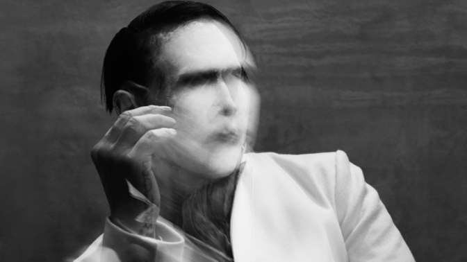 Marilyn Manson – The Pale Emperor.