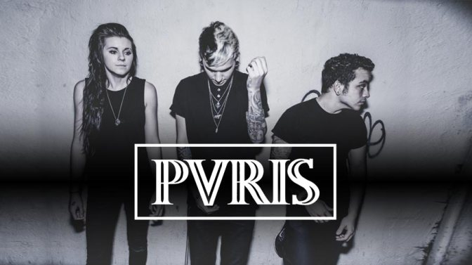 PVRIS @ BACKSTAGE O'SULLIVAN – 29/04/2015
