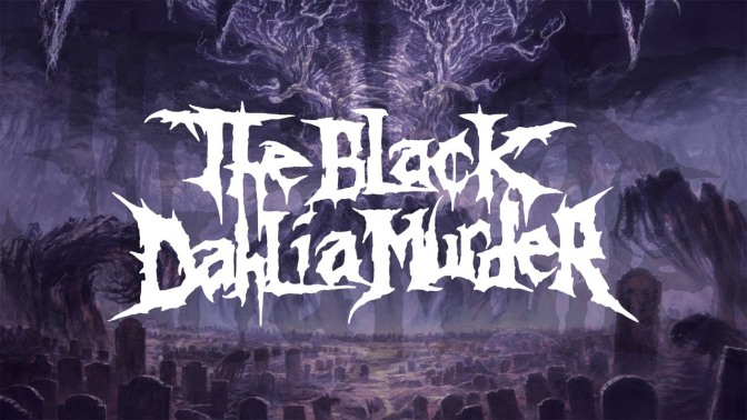THE BLACK DAHLIA MURDER + DEEP IN HATE @ LE PETIT BAIN – 20/0715