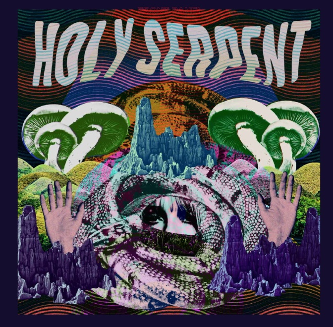 HOLY SERPENT – HOLY SERPENT