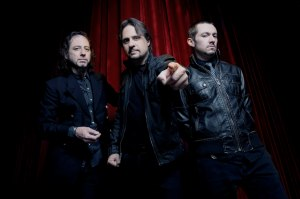 Philm (Dave Lombardo, Jerry Nestler, Pancho Tomaselli) photographed at East west Studios in Hollywood on 10/03/13.
