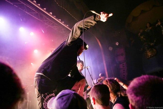 THE ARRS + SMASH HIT COMBO + THE BUTCHER'S RODEO @ DIVAN DU MONDE, PARIS – 07/11/15