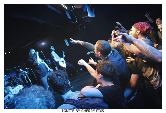 PERSISTENCE TOUR 2016 @ GIBUS, PARIS – 18/01/2016