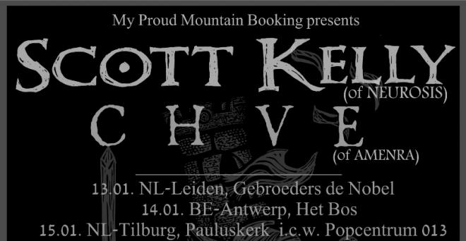 Scott Kelly & CHVE en tournée
