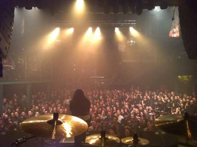 KATAKLYSM + SEPTIC FLESH + ABORTED @ LA MACHINE DU MOULIN ROUGE, PARIS – 14/02/2016