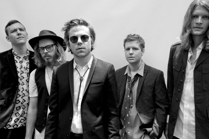 CAGE THE ELEPHANT @ LE TRABENDO – 22/02/16