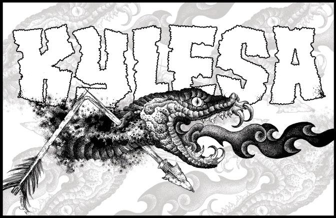 KYLESA – EXHAUSTING FIRE