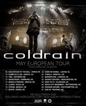 Coldrain-tour-dates