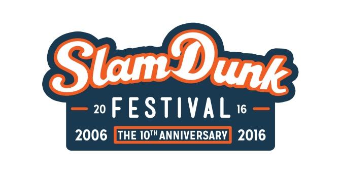 SLAM DUNK FESTIVAL MIDLANDS @ NEC, Birmingham, UK – 29/05/2016
