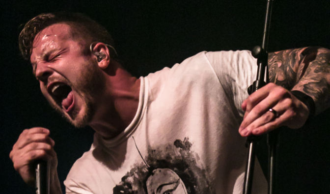 Protest The Hero + Guests @ Le Divan du Monde, Paris, FR – 11/07/16