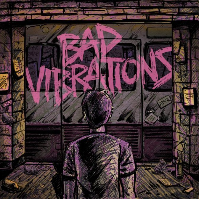 A Day To Remember – Bad Vibrations