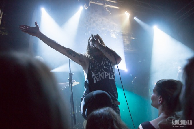 WHILE SHE SLEEPS + GUESTS @ LA FLECHE D'OR – 23/10/16