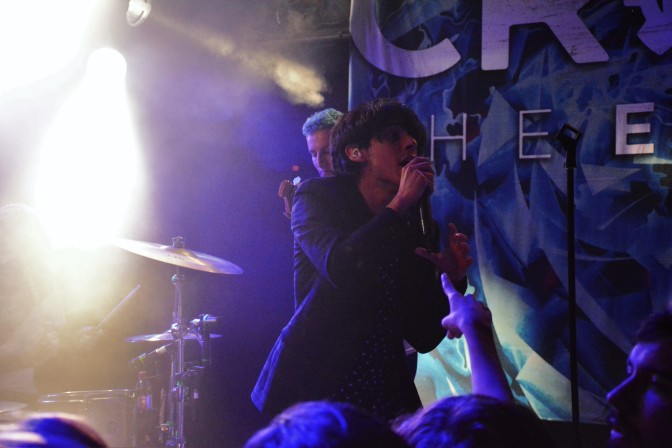 Crown The Empire @ Le Trabendo (11/10/16)
