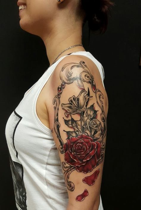 flowers_tattoo