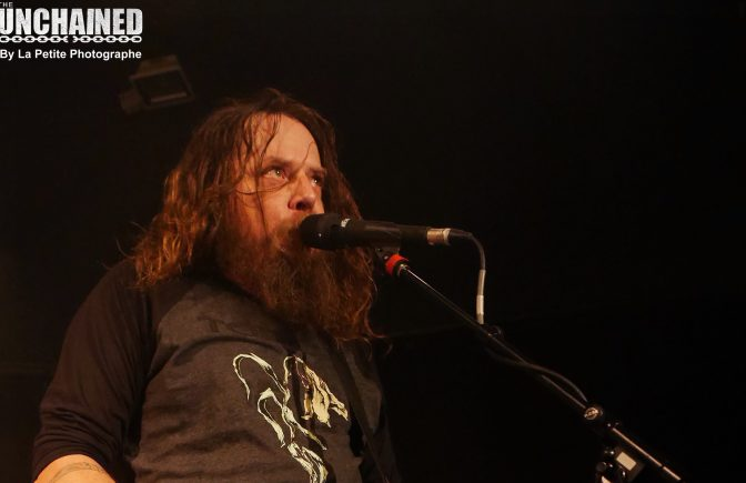 RED FANG + TORCHE @ TRABENDO, PARIS, FR – 09/10/2016