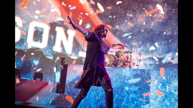 Bring Me The Horizon, Halloween Party @ O2 Arena, Londres