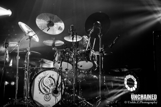OPETH + MYRKUR @ LE TRIANON, PARIS – 22/11/2016