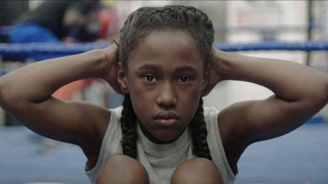 THE FITS – ANNA ROSE HOLMER
