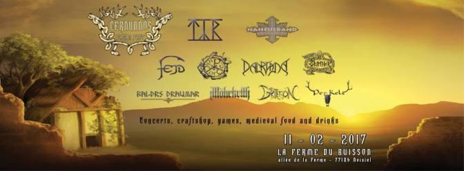 Cernunnos Pagan Fest 11-02-2017