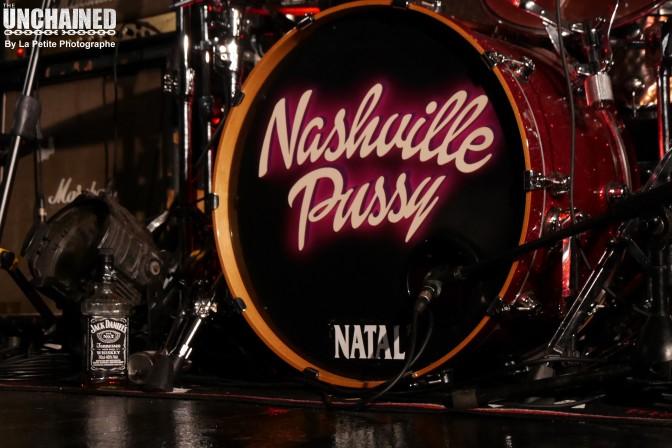 NASHVILLE PUSSY + GUESTS @ LE BATOFAR – 29/01/17