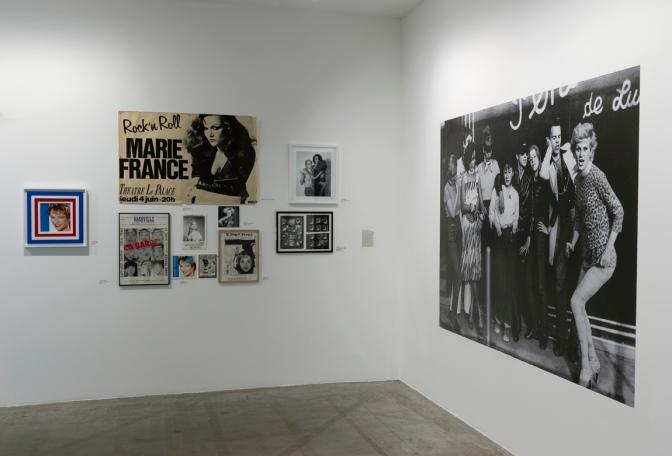 L'ESPRIT FRANÇAIS CONTRE-CULTURES 1969-1989 –  LA MAISON ROUGE  (PARIS)