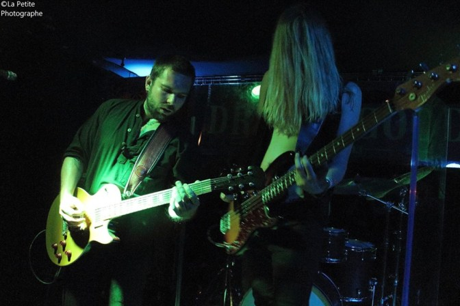 BRIGHT CURSE + WITCHTHROAT SERPENT @ DR FEELGOOD BAR – 25/06/17