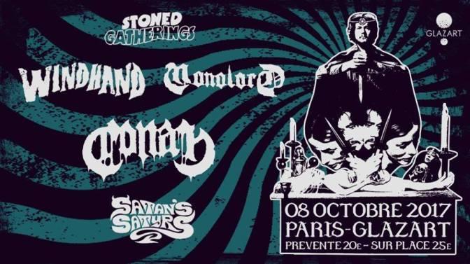 GAGNEZ VOS PLACES POUR WINDHAND LE 8 OCTOBRE A PARIS !
