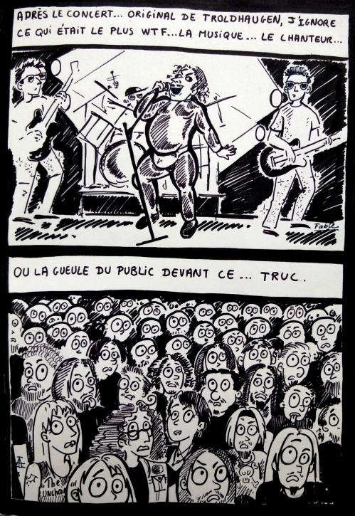 dessin concert Alestorm
