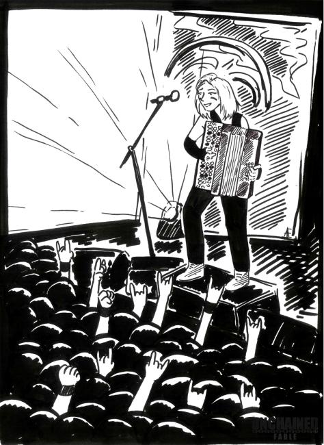 Illustration Netta