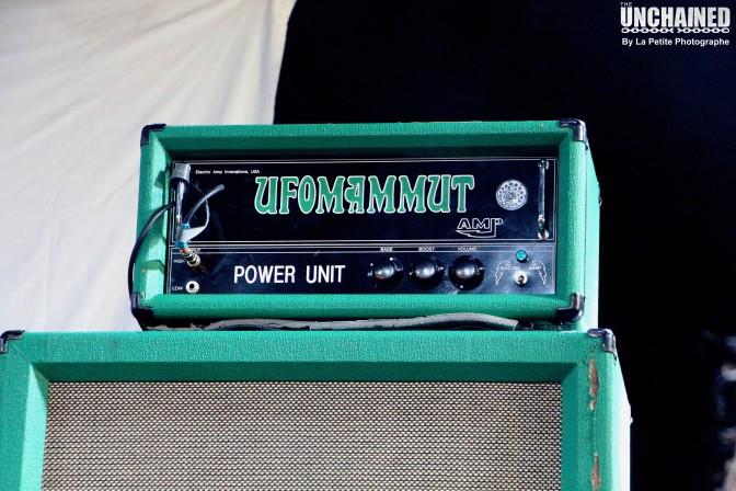 UFOMMAMUT + USNEA @ LA BOULE NOIRE – 30/09/17