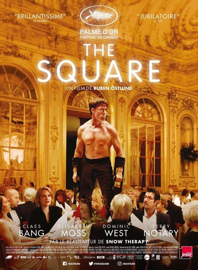 Cinéma : « The Square » de Ruben Ostlund (2017)