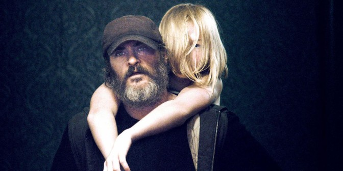 A BEAUTIFUL DAY (YOU WERE NEVER REALLY HERE) – LYNNE RAMSAY