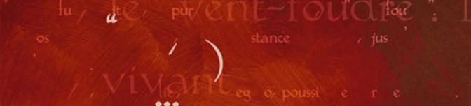 Littérature – la Horde du Contrevent d'Alain Damasio