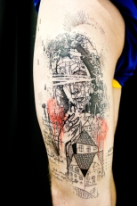 tattooviergedeumildouz