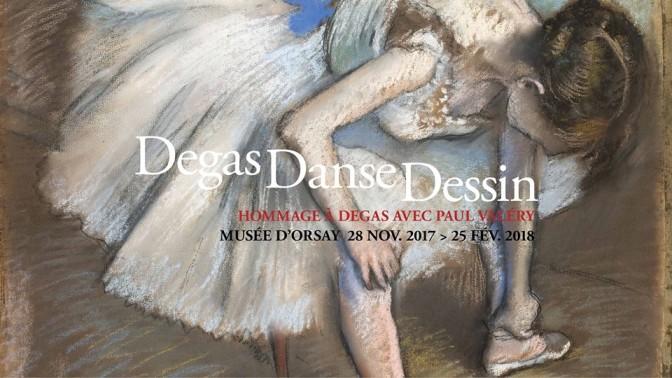 DEGAS, DANSE , DESSIN     Edgar Degas raconté par Paul Valéry