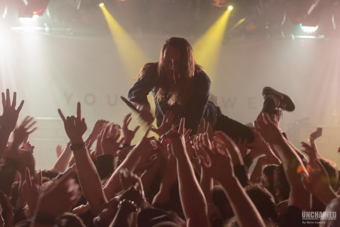 WHILE SHE SLEEPS + GUESTS @ LA MAROQUINERIE – 11/01/2018