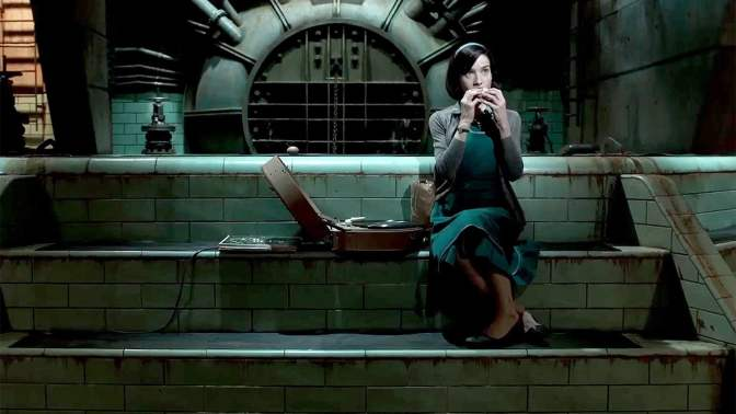 THE SHAPE OF WATER – GUILLERMO DEL TORO