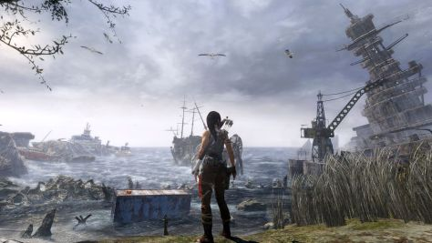 TombRaider paysage