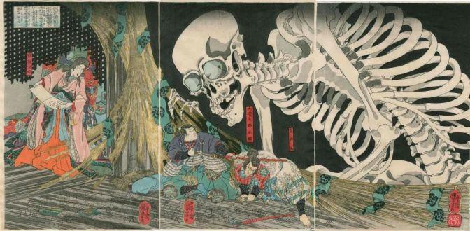 Enfers et fantômes d'Asie – musée du Quai Branly