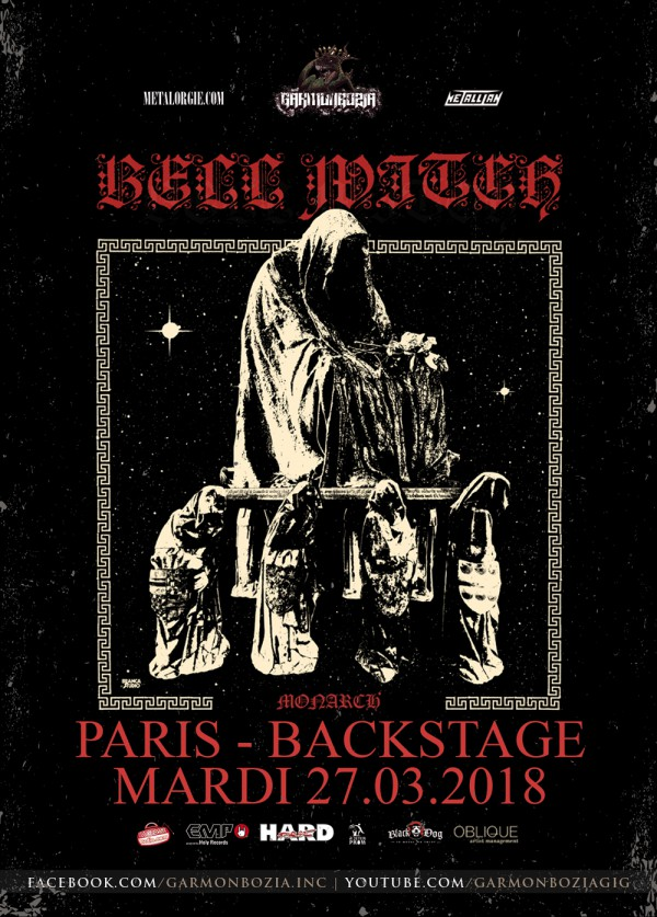 Bell Witch & guests @ O'Sullivan's Backstage