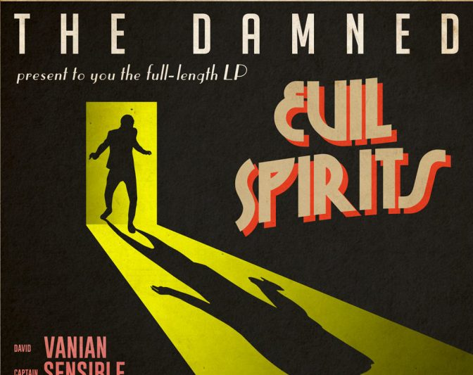 The Damned – Evil Spirits
