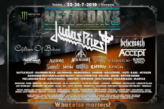 Interview Boban Milunovic (Metal Days)