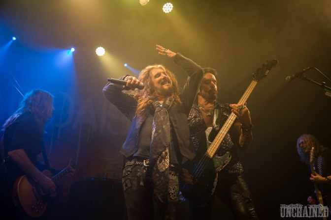The Dead Daisies & The New Roses @ Le Trabendo – 6 mai 2018