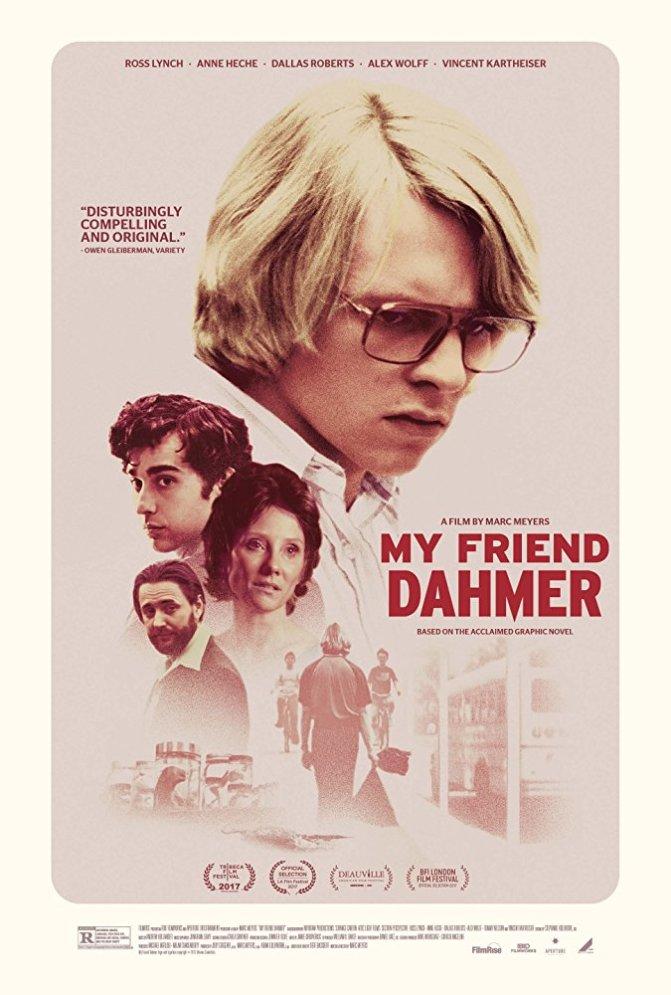 My friend Dahmer –  Marc Meyers (2018)