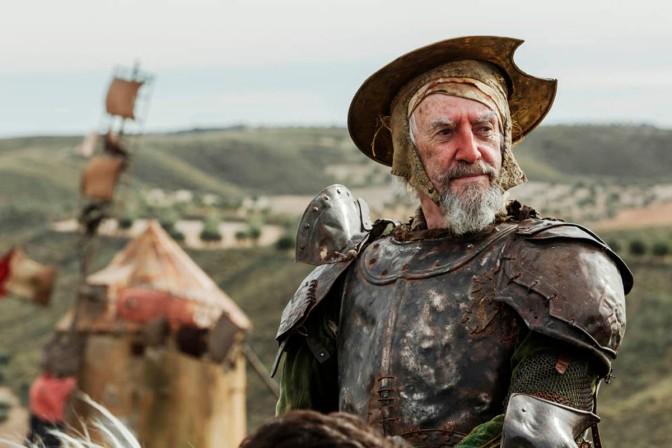 THE MAN WHO KILLED DON QUIXOTE – TERRY GILLIAM