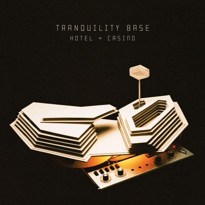 Arctic Monkeys – Tranquility Base, Hotel & Casino