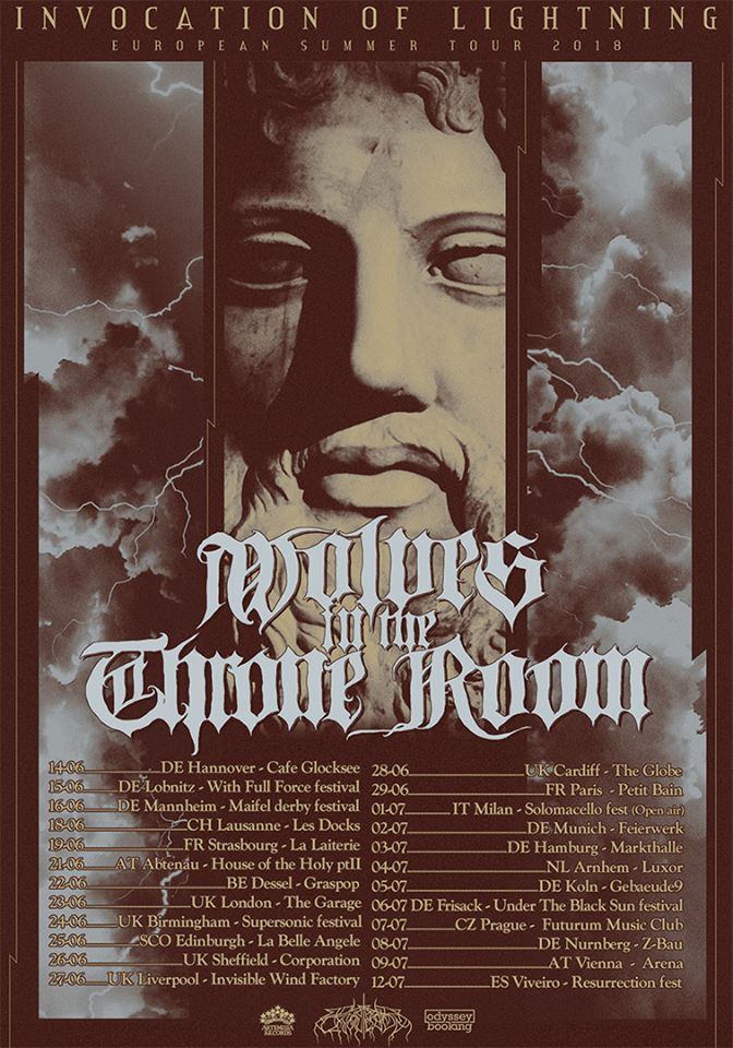 Wolves in the Throne Room & Throane @ Petit Bain – 29 juin 2018