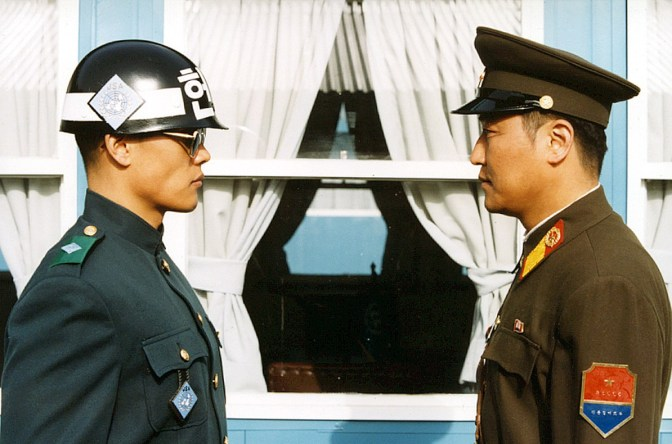 JSA (JOINT SECURITY AREA) – PARK CHAN-WOOK