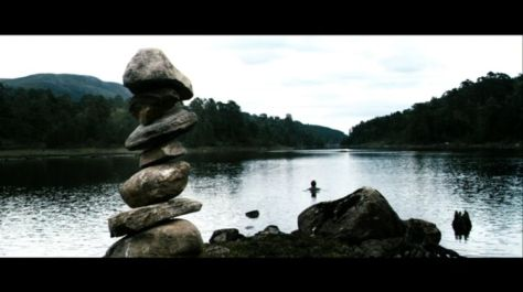 monticule de pierres