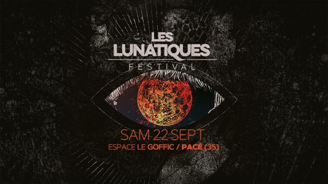 Festival -LES LUNATIQUES- 22 septembre 2018